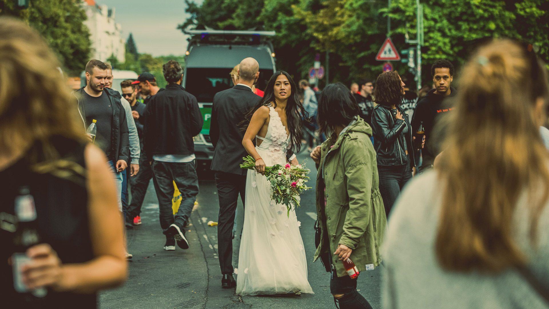 Hochzeit Fabrik 23 in Wedding