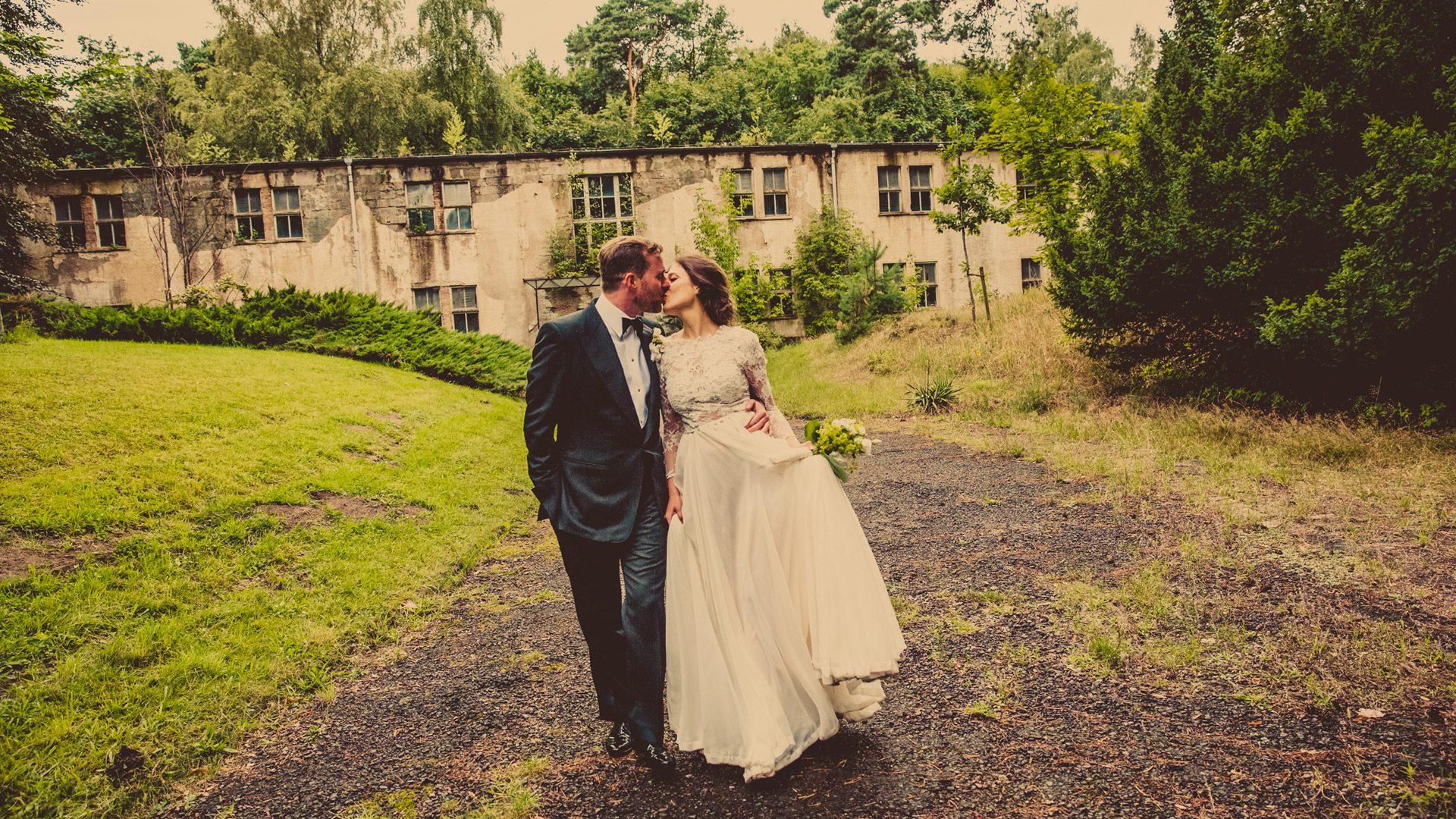 Hochzeit in der Siemensvilla in Potsdam