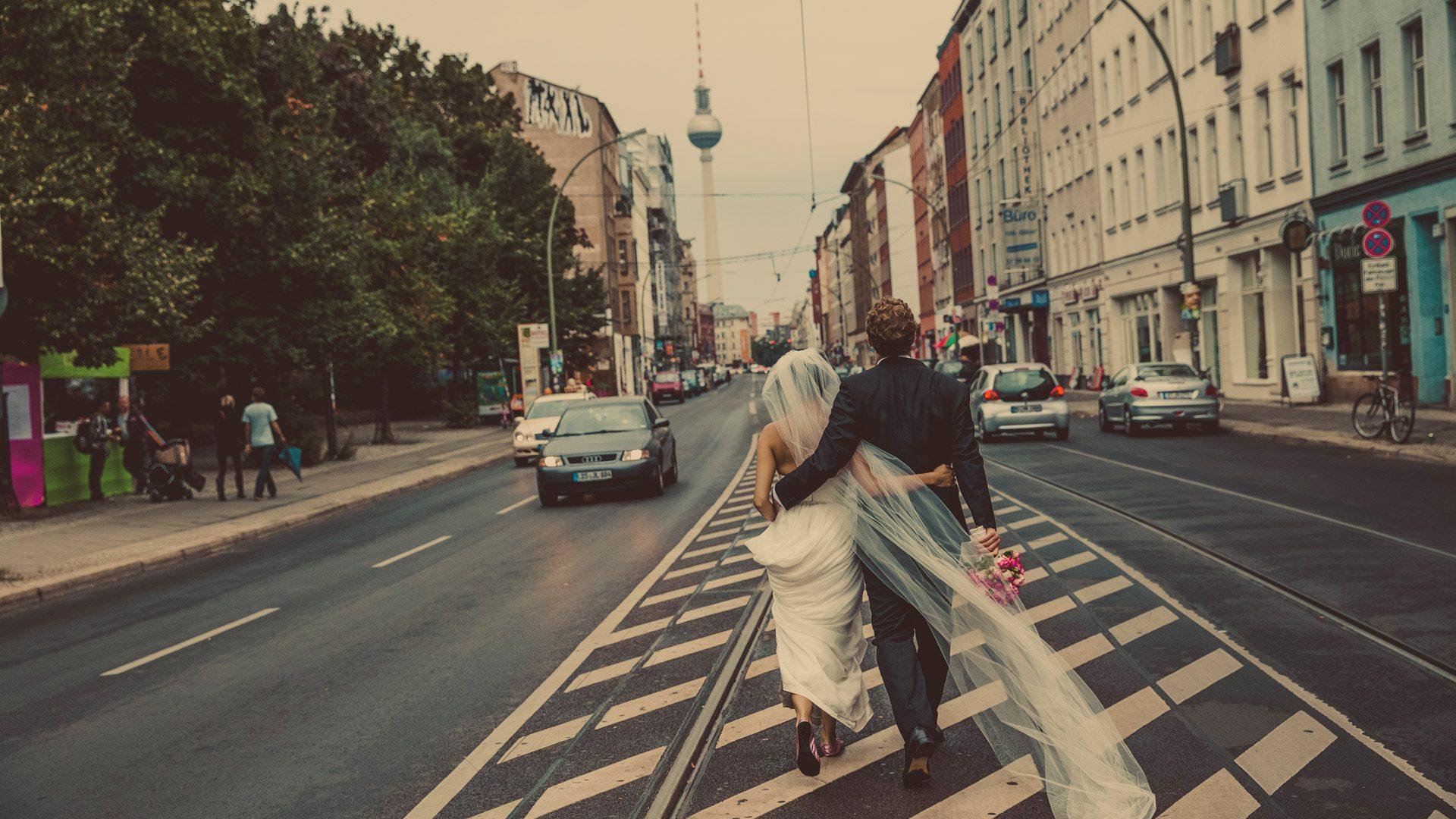Hochzeit im Ballhaus Walzerlinksgestrickt
